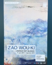 Zao Wou-Ki Vignette
